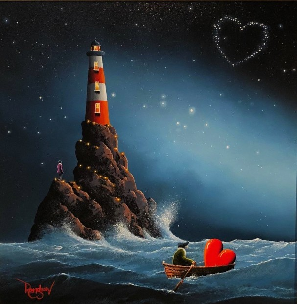 David Renshaw, Beacon Of Love, 2017