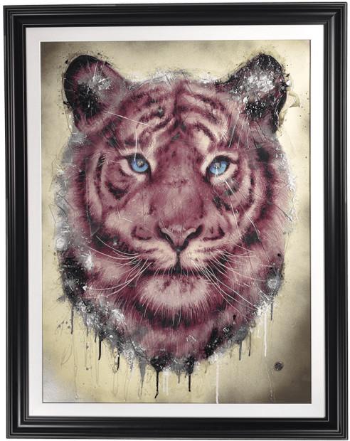 Dan Pearce, Siberian Tiger, 2019