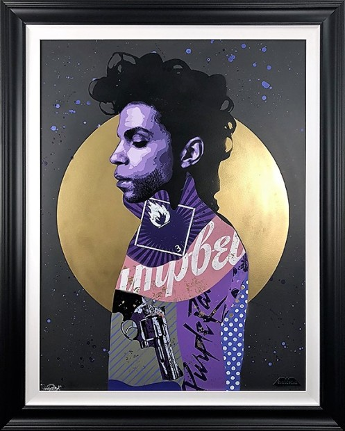 ZombieDan, Purple Rain Original - 5, 2018