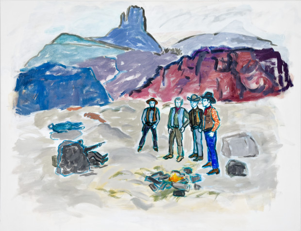 Linda Blackburn, Widmark and Posse, 2017