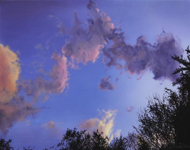 Jo LeMay Rutledge, Purple Haze I