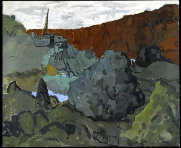 Linda Blackburn, Galleon, 2003