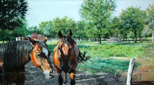 Jo LeMay Rutledge, Greener Pastures
