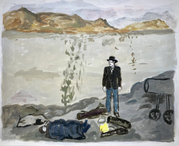 Linda Blackburn, Death Valley Days, 2018