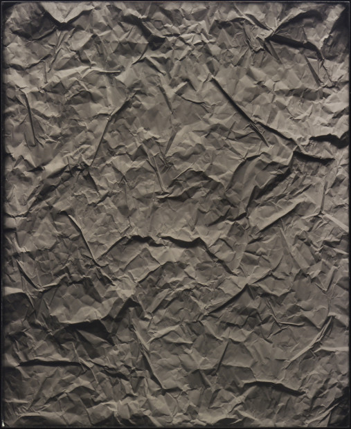 Ben Cauchi Untitled (12), 2017 Signed on verso Ambrotype Unique 80 x 68 x 4 cm 31 1/2 x 26 3/4 x 1 5/8 in
