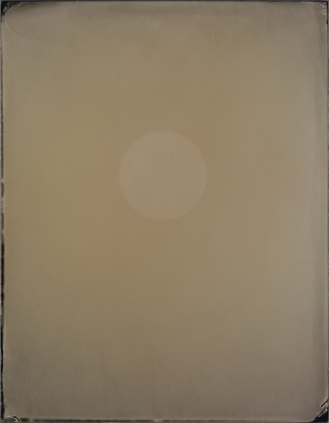 Ben Cauchi Untitled (26), 2018 Burnished photogram 56 x 47 cm 22 1/8 x 18 1/2 in