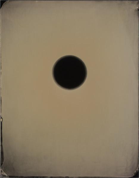 Ben Cauchi Untitled (24), 2018 Burnished photogram 36 x 28 cm/ 14 1/8 x 11 1/8 in (plate) 56 x 47 cm/ 22 1/8 x 18 1/2 in