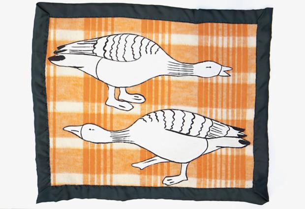 Feliciano CENTURIÓN, Gansos [Geese], 1991
