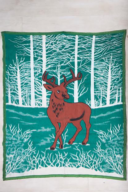 Feliciano CENTURIÓN, Ciervo [Deer], 1994