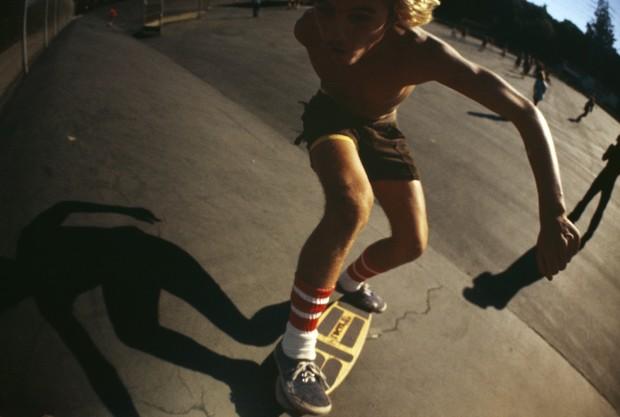 Hugh Holland, In Your Face (Jay Adams), Kenter Canyon, 1976