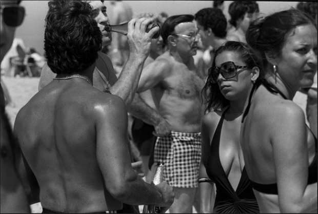 Joseph Szabo, Compressed, 1979
