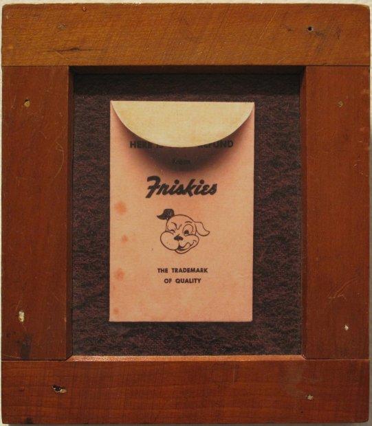 Andrew Bush, Envelope #1456, 2009