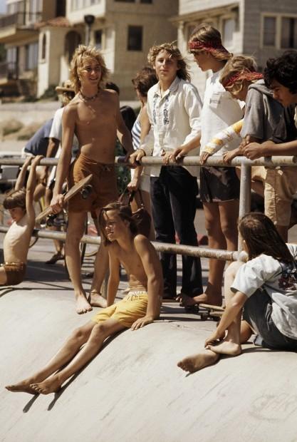 Hugh Holland, South Bay Gang, 1975