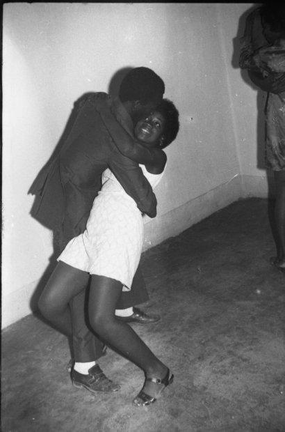 Malick Sidibé, Les deux amoureux, 1966 / 2001
