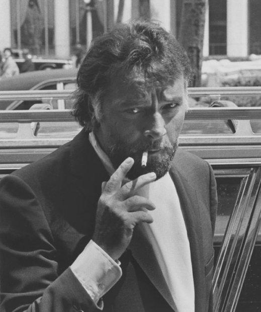 Ron Galella, Richard Burton arrives at the Plaza Hotel, New York, May 11, 1969