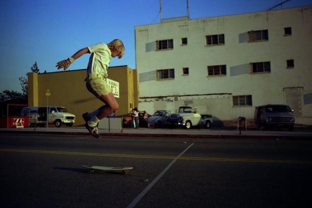 Hugh Holland, Downtown Tricks, Burbank (No. 78), 1975
