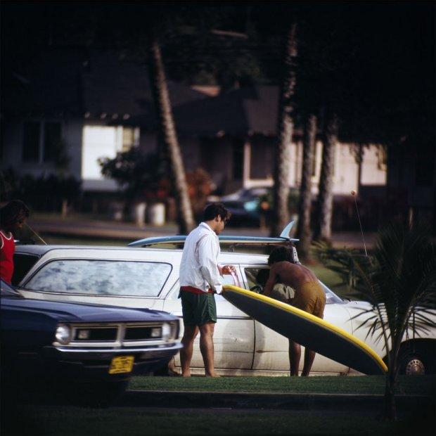 LeRoy Grannis, Puerto Rico World Contest, Rincon, 1968