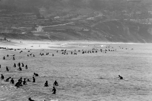LeRoy Grannis, Torrance Beach, 1964