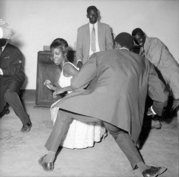 Malick Sidibé, Dansez le twist!, 1965 / 2006