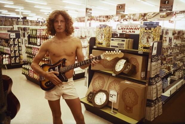 Hugh Holland, Todd's Guitar, 1977