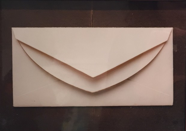 Andrew Bush, Double Flap Envelope