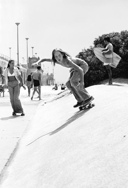 Hugh Holland, Day Pier, Huntingon Beach, CA, 1975