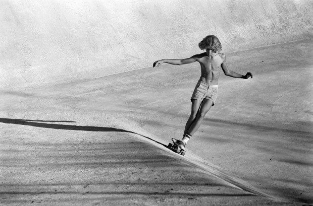 Hugh Holland, The Concrete Swell, Viper Bowl, Hollywood, CA, 1976
