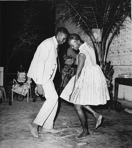 Malick Sidibé, Nuit de Noël (Christmas Eve), 1963, printed later