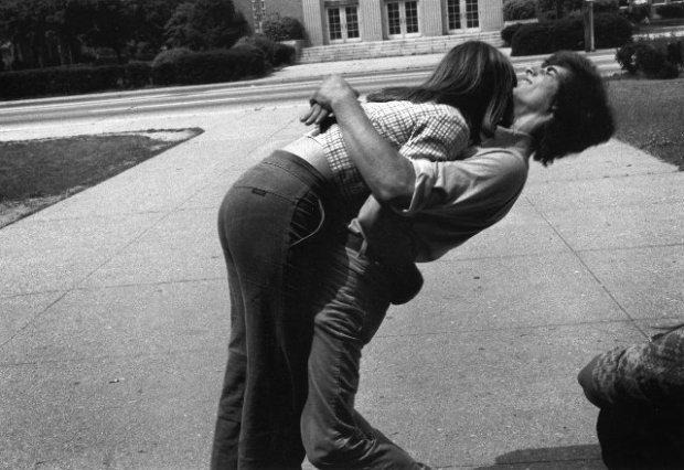 Joseph Szabo, Bear Hug, 1976