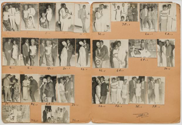 Malick Sidibé, Arrosage Lansana Keita 29-1-66, 1966