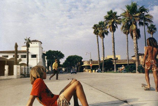 Hugh Holland, Hangin' in Balboa, 1975