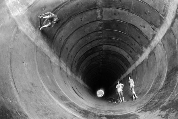 Hugh Holland, The Big Tubular, CA, 1976