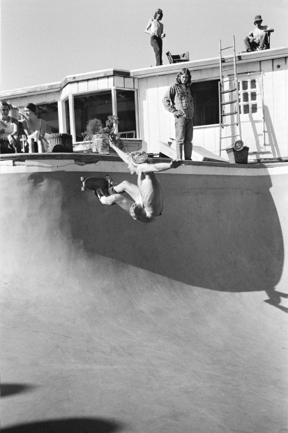Hugh Holland, Santa Cruz Performance, Santa Cruz, CA, 1976