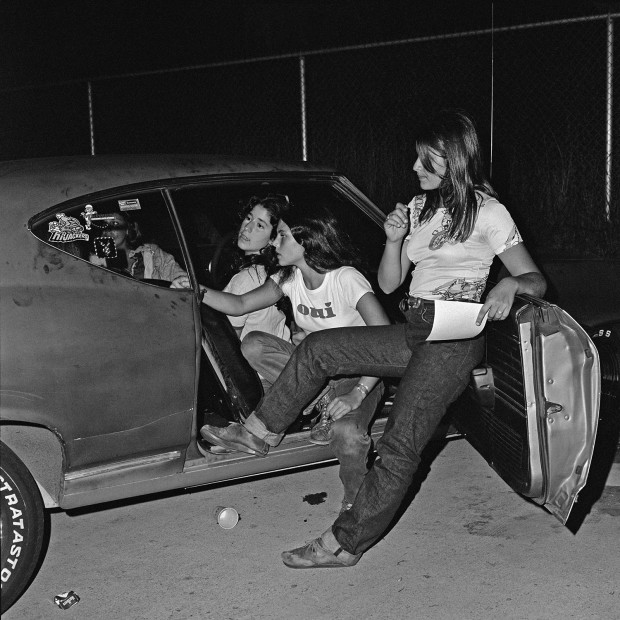 Joseph Szabo, Oui Girls, 1975