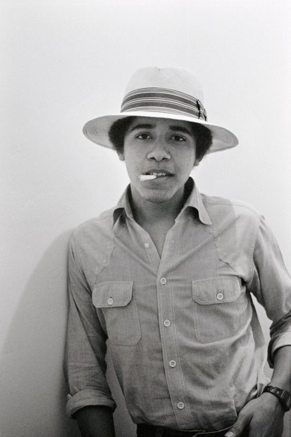 Lisa Jack, Barack Obama, Occidental College, No. 21, 1980