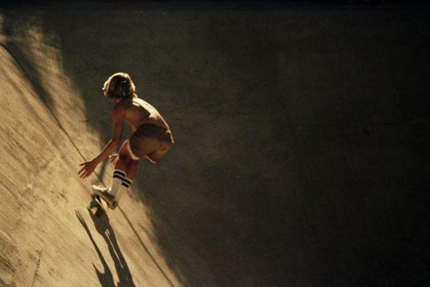 Hugh Holland, Canyon Sunset Ride, Hollywood Hills, 1975