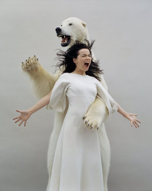 Jean-Baptiste Mondino, Screaming Bear, 2002