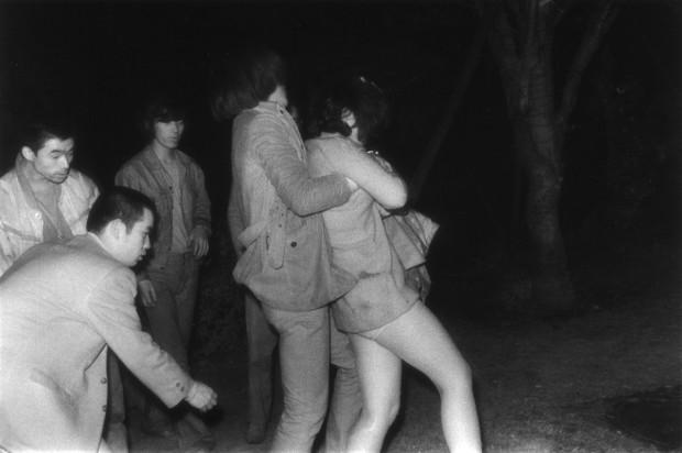 Kohei Yoshiyuki, Untitled, Plate 39, 1972