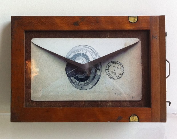 Andrew Bush, Envelope #1450 (Round Top, Texas), 2009