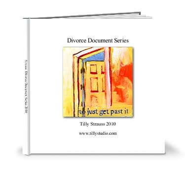 Divorce Document Book