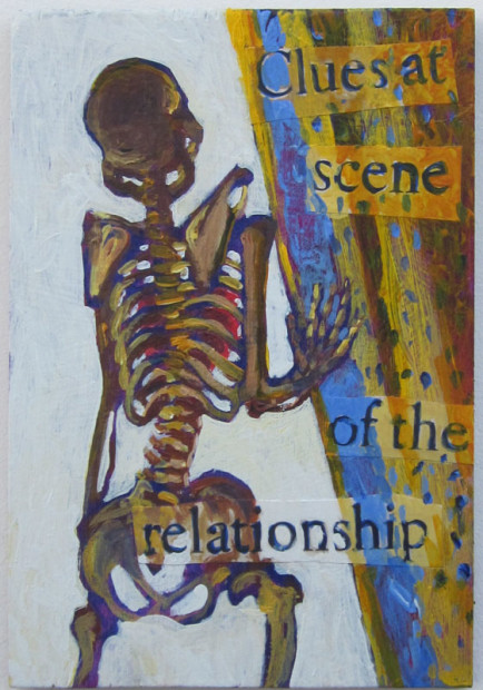 E. Tilly Strauss, Clues to the Scene, 2011