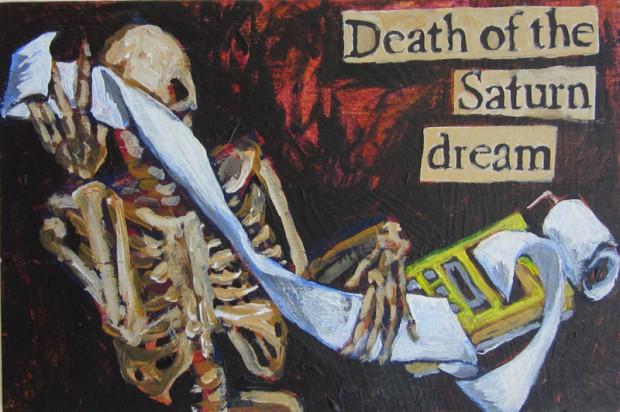 E. Tilly Strauss, Saturn Dream, 2011