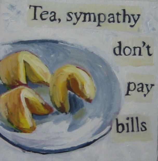 E. Tilly Strauss, Tea and Sympathy, 2009
