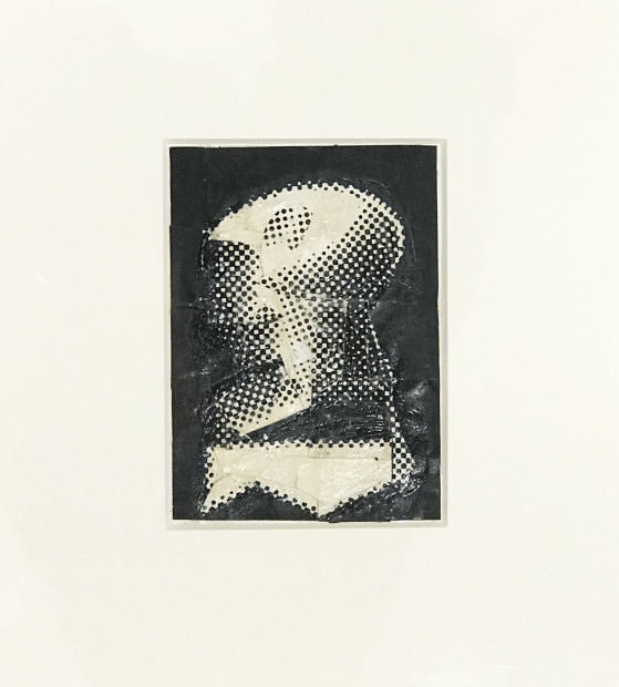 Jesse Lott, Untitled, Black & White