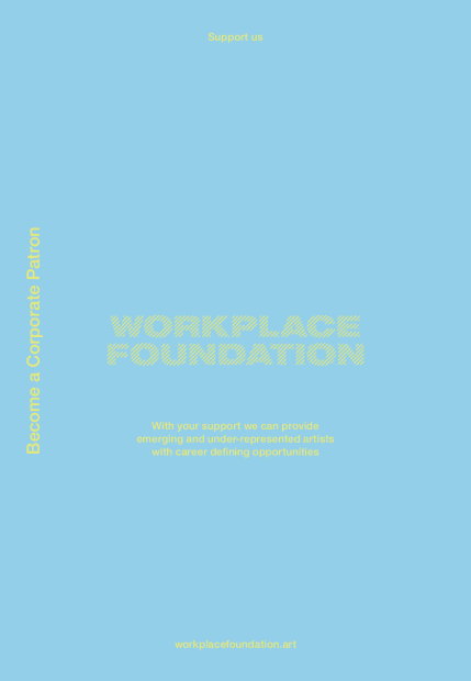 Workplace Foundation, Corporate Patrons
