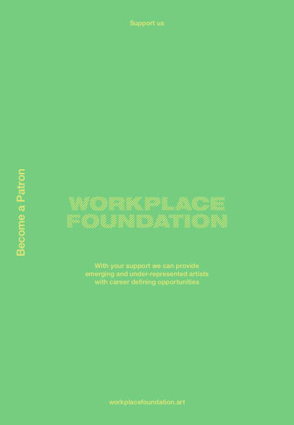 Workplace Foundation, Patrons