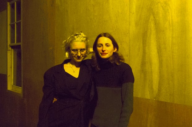 Hannah Quinlan and Rosie Hastings are an artist duo working in film, drawing, installation and performance. Their work examines the...