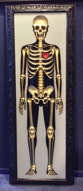 RYCA - Ryan Callanan, Skeleton