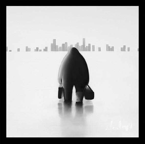 Nadeem Chughtai, A Head Full of Dreams (The Journey 1) , 2014