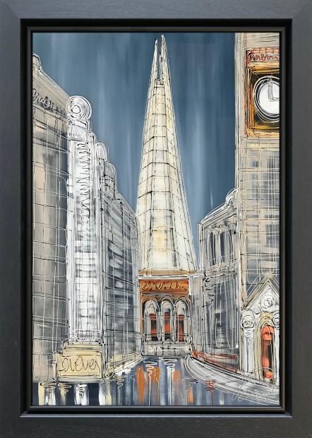 Edward Waite, The Shard Of Glass, 2019